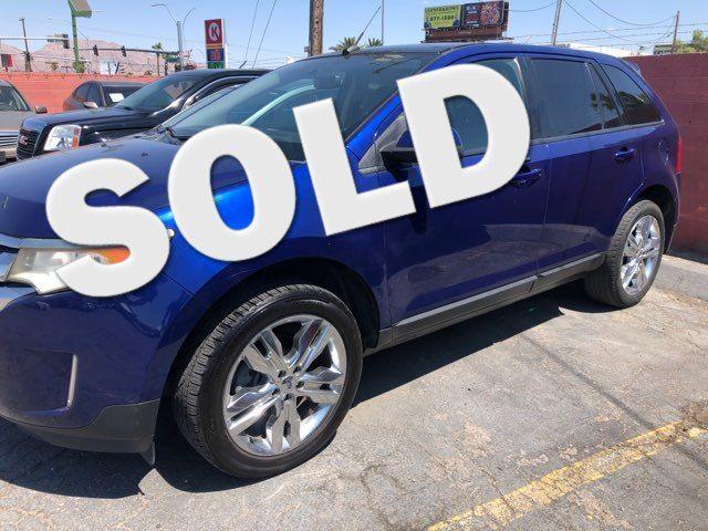 2013 Ford Edge SEL CAR PROS AUTO CENTER (702) 405-9905 Las Vegas, Nevada