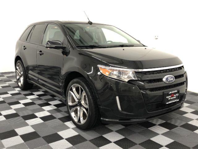 2013 Ford Edge Sport LINDON, UT 4