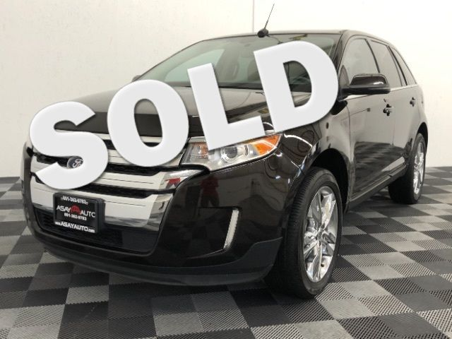 2013 Ford Edge Limited LINDON, UT