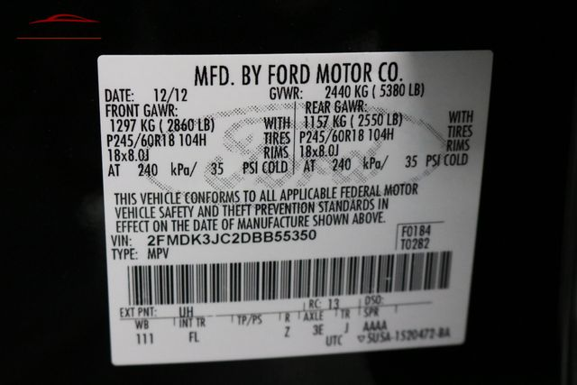 2013 Ford Edge SEL Merrillville, Indiana 45