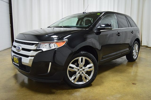 2013 Ford Edge Limited W/ Leather & Navi
