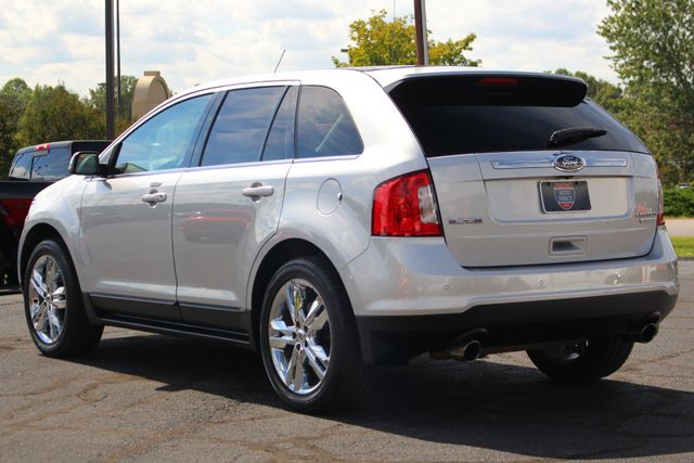 2013 Ford Edge Limited Mooresville , NC 21