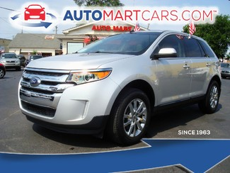2013 Ford Edge Limited   Nashville, Tennessee   Auto Mart Used Cars Inc. in Nashville Tennessee