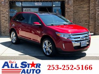 2013 Ford Edge SEL AWD in Puyallup Washington, 98371