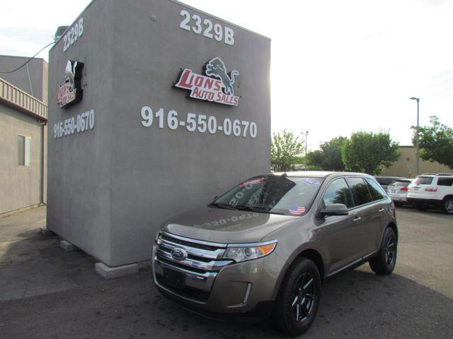 2013 Ford Edge SEL in Sacramento, CA 95825