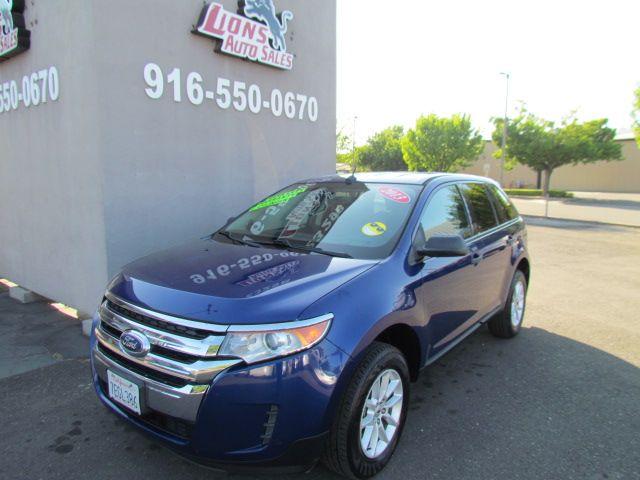 2013 Ford Edge SE in Sacramento, CA 95825
