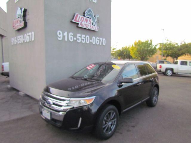 2013 Ford Edge Limited in Sacramento, CA 95825