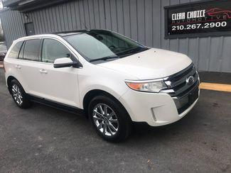 2013 Ford Edge Limited  city TX  Clear Choice Automotive  in San Antonio, TX