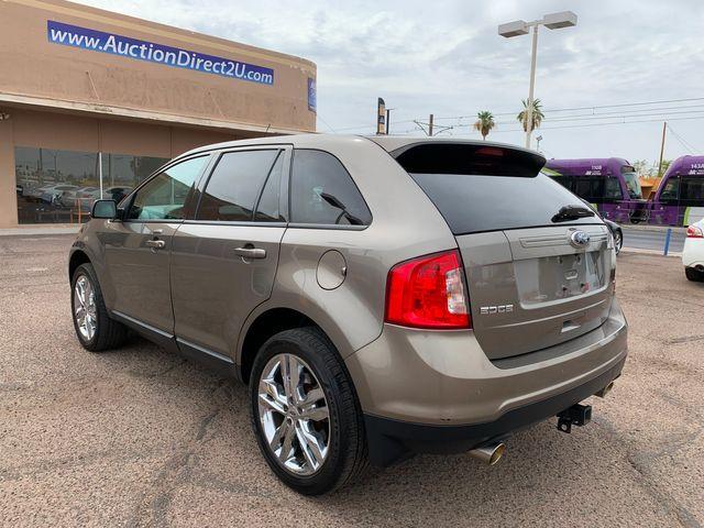 2013 Ford Edge SEL 3 MONTH/3,000 MILE NATIONAL POWERTRAIN WARRANTY Mesa, Arizona 2