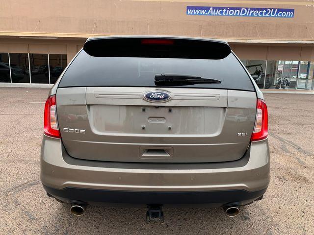 2013 Ford Edge SEL 3 MONTH/3,000 MILE NATIONAL POWERTRAIN WARRANTY Mesa, Arizona 3