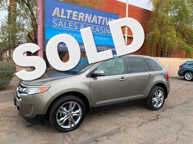 2013 Ford Edge SEL 3 MONTH/3,000 MILE NATIONAL POWERTRAIN WARRANTY Mesa, Arizona