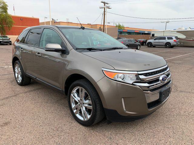 2013 Ford Edge SEL 3 MONTH/3,000 MILE NATIONAL POWERTRAIN WARRANTY Mesa, Arizona 6