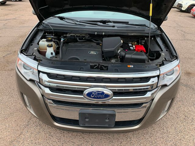 2013 Ford Edge SEL 3 MONTH/3,000 MILE NATIONAL POWERTRAIN WARRANTY Mesa, Arizona 8