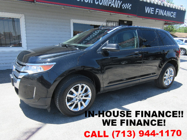 2013 Ford Edge SEL, PRICE SHOWN IS ASKING DOWN PAYMENT south houston, TX 0