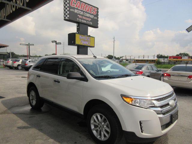 2013 Ford Edge SE south houston, TX 4