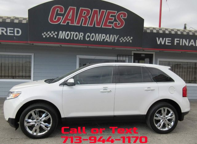 2013 Ford Edge Limited south houston, TX