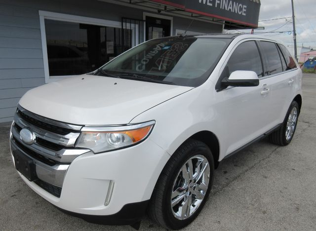 2013 Ford Edge Limited south houston, TX 1
