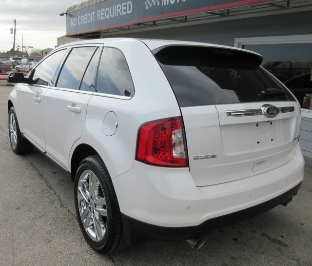 2013 Ford Edge Limited south houston, TX 2