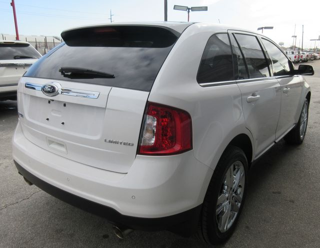2013 Ford Edge Limited south houston, TX 3