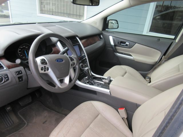 2013 Ford Edge Limited south houston, TX 5