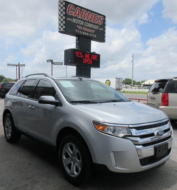 2013 Ford Edge SEL south houston, TX 4
