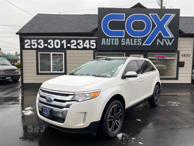 2013 Ford Edge Limited in Tacoma, WA 98409