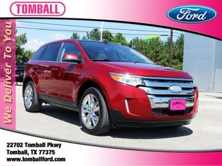 2013 Ford Edge Limited in Tomball, TX 77375