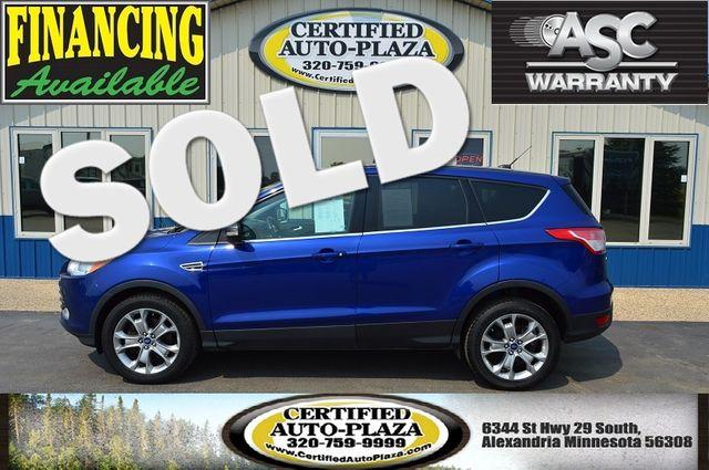 2013 Ford Escape SEL 4x4 in  Minnesota
