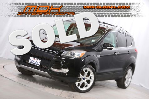 2013 Ford Escape Titanium - Navigation - SYNC in Los Angeles