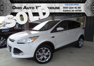 2013 Ford Escape SEL 4x4 Pano Roof EcoBoost Clean Carfax We Finance   Canton, Ohio   Ohio Auto Warehouse LLC in Canton Ohio