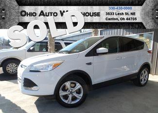 2013 Ford Escape SE 4x4 EcoBoost Clean Carfax We Finance | Canton, Ohio | Ohio Auto Warehouse LLC in Canton Ohio