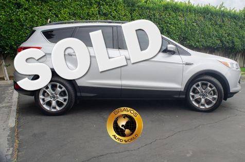 2013 Ford Escape SEL in cathedral city