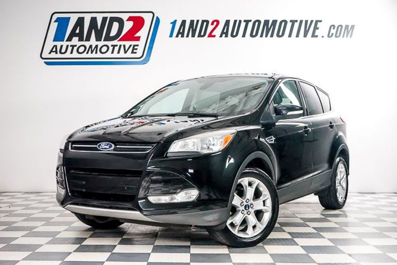 2013 Ford Escape SEL in Dallas TX