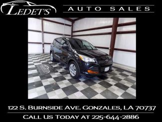 2013 Ford Escape S - Ledet's Auto Sales Gonzales_state_zip in Gonzales