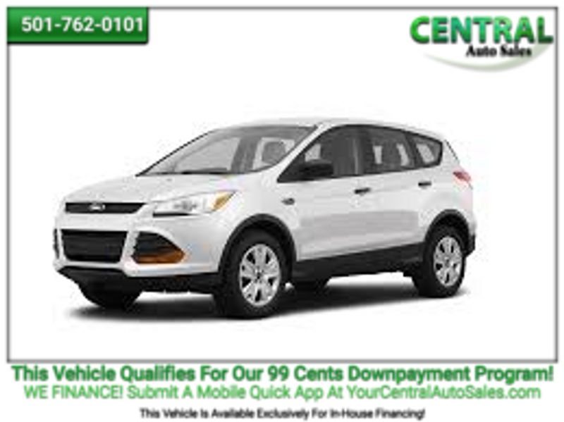 2013 Ford Escape SEL | Hot Springs, AR | Central Auto Sales in Hot Springs AR