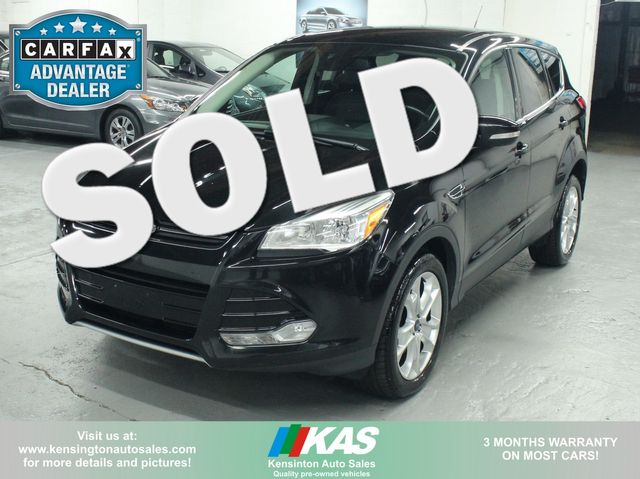 2013 Ford Escape SEL Kensington, Maryland 0