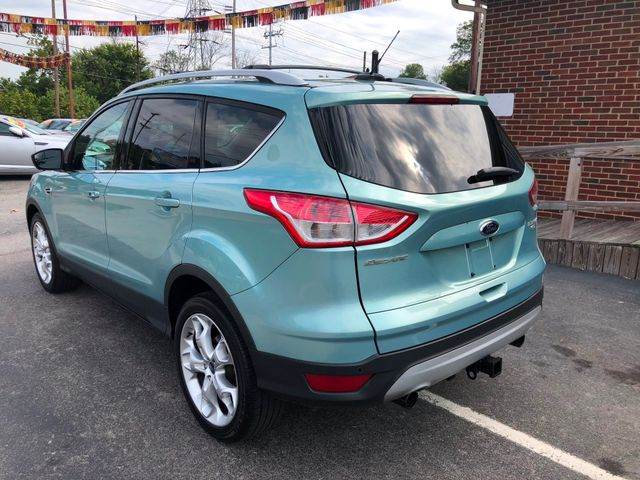 2013 Ford Escape Titanium Knoxville , Tennessee 42