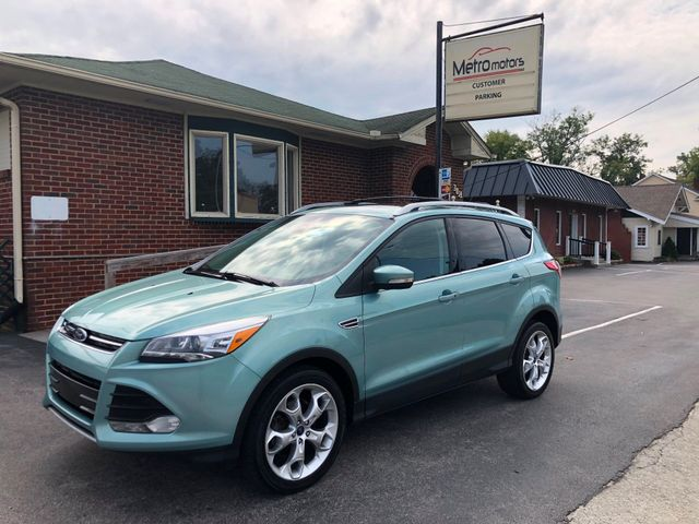 2013 Ford Escape Titanium Knoxville , Tennessee 8