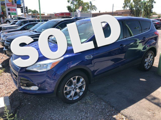 2013 Ford Escape SEL CAR PROS AUTO CENTER (702) 405-9905 Las Vegas, Nevada