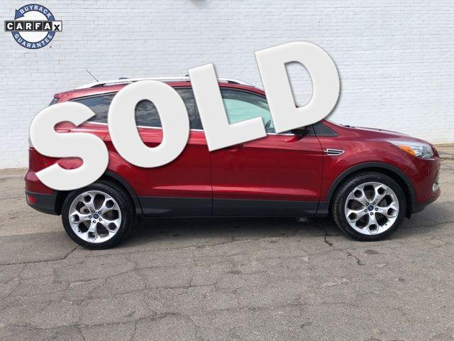 2013 Ford Escape Titanium Madison, NC 0