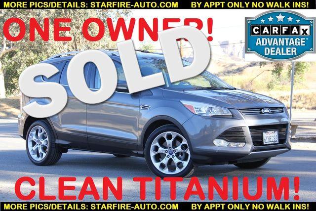 2013 Ford Escape Titanium Santa Clarita, CA