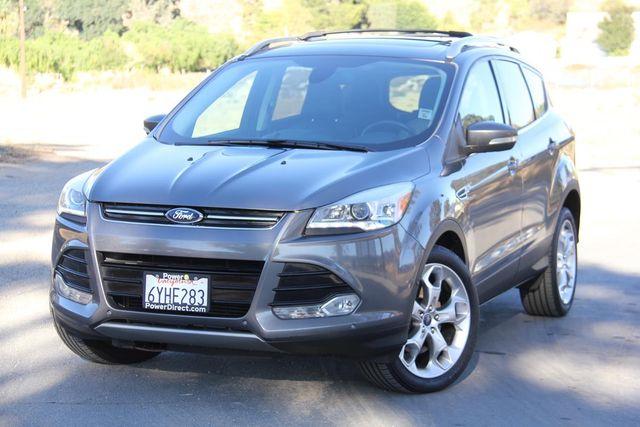 2013 Ford Escape Titanium Santa Clarita, CA 4