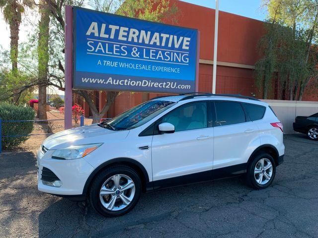 2013 Ford Escape SE 3 MONTH/3,000 MILE NATIONAL POWERTRAIN WARRANTY Mesa, Arizona