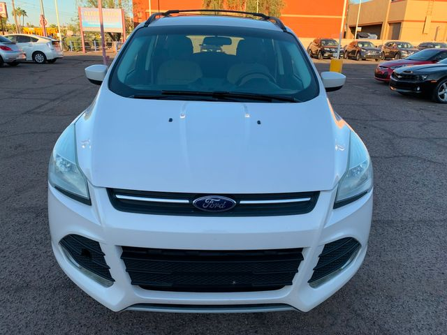 2013 Ford Escape SE 3 MONTH/3,000 MILE NATIONAL POWERTRAIN WARRANTY Mesa, Arizona 7