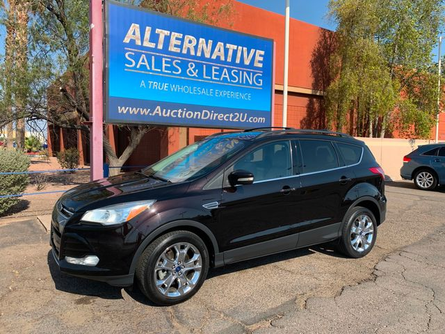 2013 Ford Escape SEL ECOBOOST 3 MONTH/3,000 MILE NATIONAL POWERTRAIN WARRANTY
