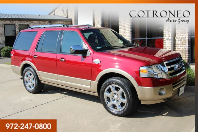 2013 Ford Expedition King Ranch 4WD