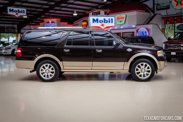 2013 Ford Expedition EL King Ranch in Addison Texas, 75001