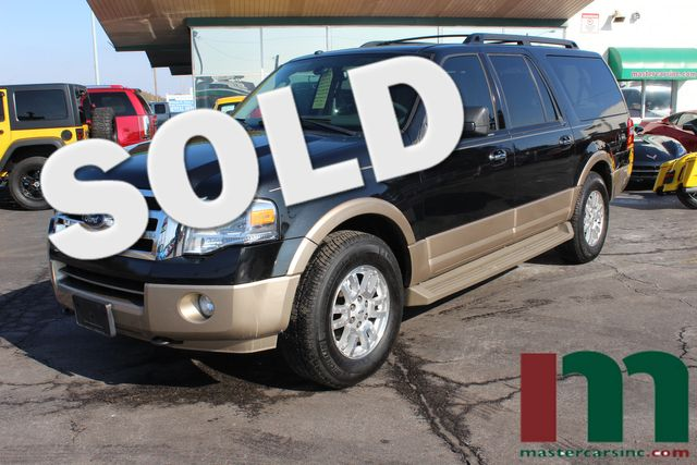 2013 Ford Expedition EL XLT Premium   Granite City, Illinois   MasterCars Company Inc. in Granite City Illinois