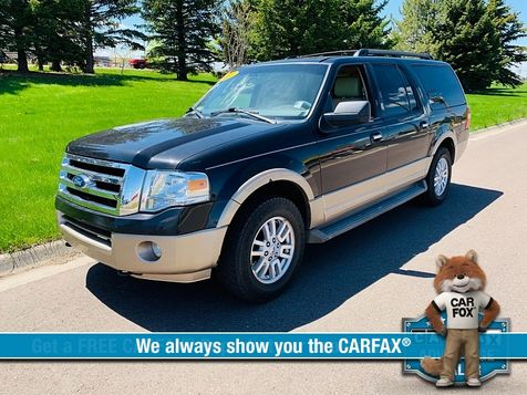 2013 Ford Expedition EL 4d SUV 4WD XLT in Great Falls, MT