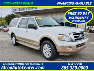 "2013 Ford Expedition EL XLT 2WD 8-Passenger w/SYNC/Leather/18"" Wheels in Louisville, TN 37777"